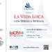 La Vida Loca.Con Diego a Siviglia . Io ci sto 18 ottobre 2019