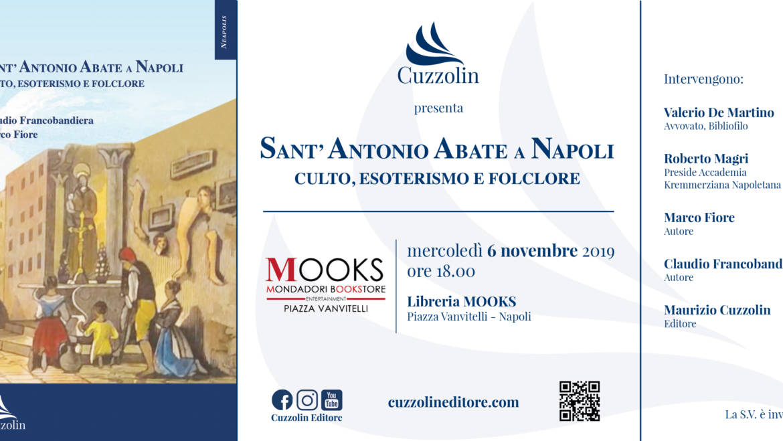 Sant'Antonio Abate a Napoli.